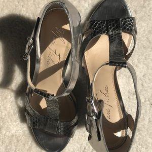 Marc Fisher sandal wedges